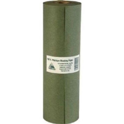 "Trimaco 9 "" X 180 ' (60 yards) Green Premium Masking Paper, G9 (12209)"