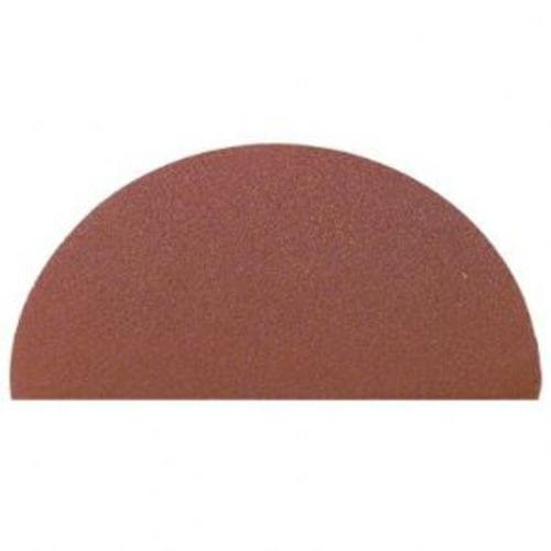 "10 "" x No Hole - 80 Grit - Aluminum Oxide - Coated Abrasive - PSA Disc"