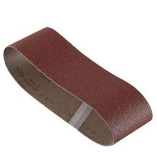 3''x21'' Sanding Belt, Red, 60