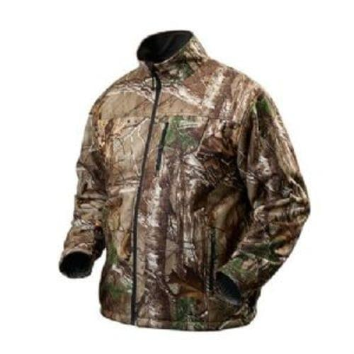 M12 Cordless Realtree Xtra Camo Heated Jacket Kit (XLarge)