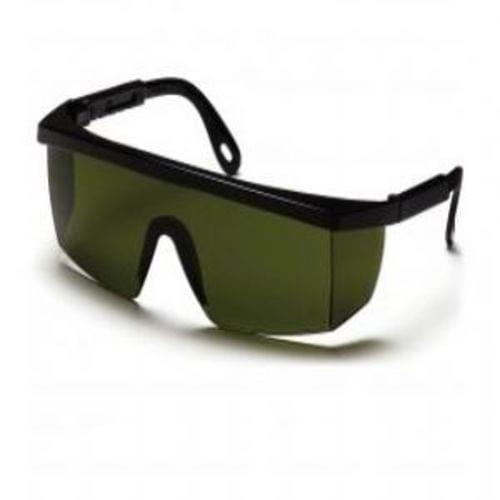Pyramex Integra Safety Glasses Black Frame