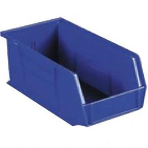 5-1/2 x 10-7/8 x 5 ' ' - Blue Hanging or Stackable Bin