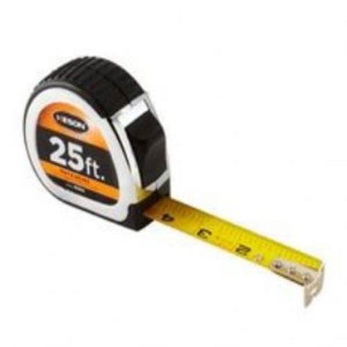 Keson Chrome Series Tape Measure, 35 ft