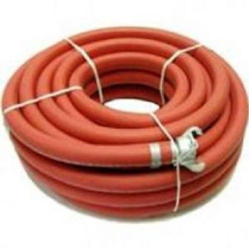 "3/4 "" x 50 ' Rubber Air Hose Assembly, 300 PSI EPDM With Universal Fittings"