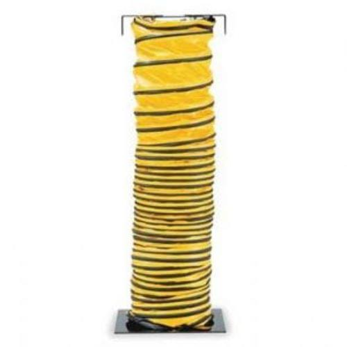 BLOWER DUCTING, 15 FT., BLACK/YELLOW