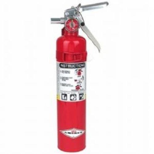 2-1/2 lb ABC Dry Chemical Fire Extinguisher (1A:10B:C), Multi-Purpose