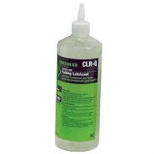 Greenlee Cable Cream Pulling Lubricant, Quart