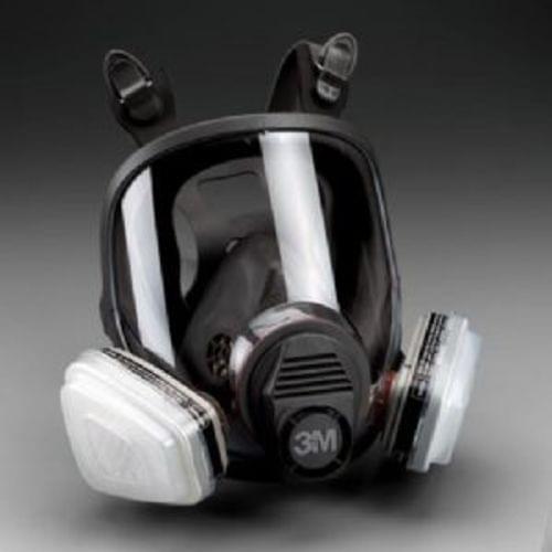 3M Full Facepiece Respirator Kit, Organic Vapor/P95, Medium