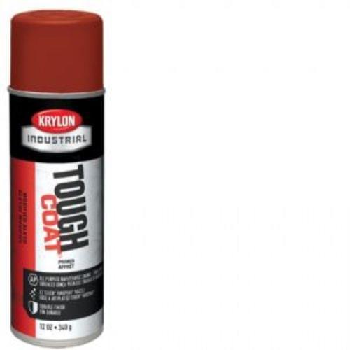 TOUGH COAT ACRYLIC ENAMEL - 12oz, Red Oxide Rust Control Primer