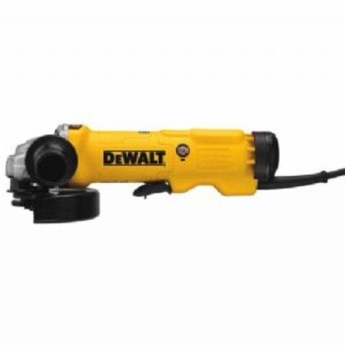 """DeWALT 6 """" High Performance Paddle Switch Grinder With No Lock-On"""