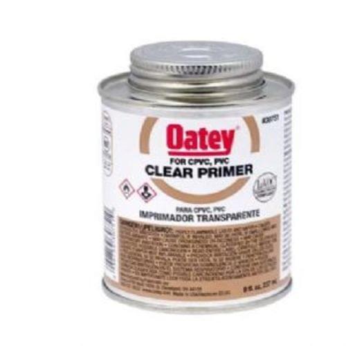 Oatey Clear Primer - NSF Listed, 16oz.