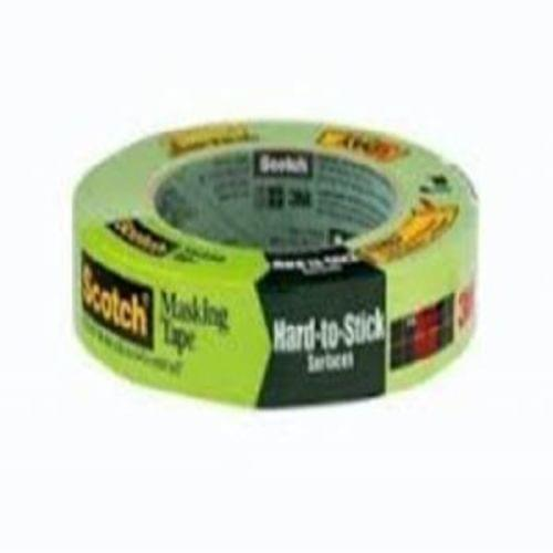 "3M Scotch  2060-24A Masking Tape for Hard -to-Stick Surfaces, 1 "" x 60 yds (71132)"