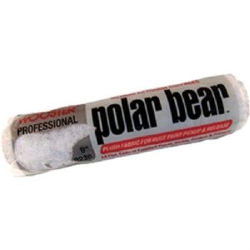 "Wooster R236 9 "" Polar Bear Roller Cover (15041)"