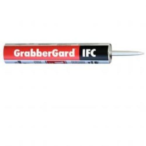 Grabber IFC Intumescent Fire Caulk, 10 oz. Tube