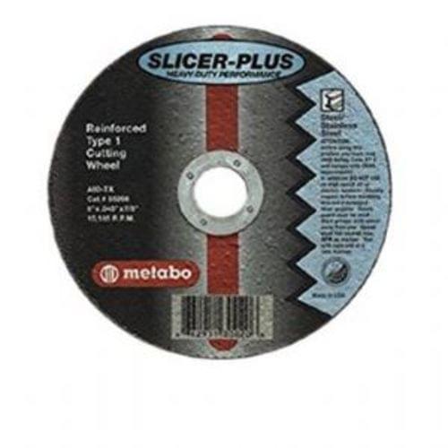 "Metabo Original Slicer 4 1/2 "" X .040 "" X 7/8 "", TYPE 1, A60TZ"