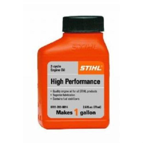 Stihl 2-Cycle Engine Oil 2.6 oz. Bottle