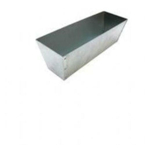 14'' Galvanized Metal Mud Pan