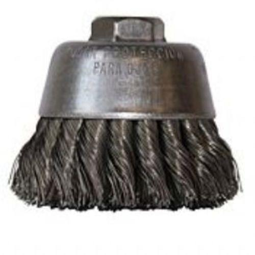 Flexovit Cleaning   Conditioning Wire Cup Brush