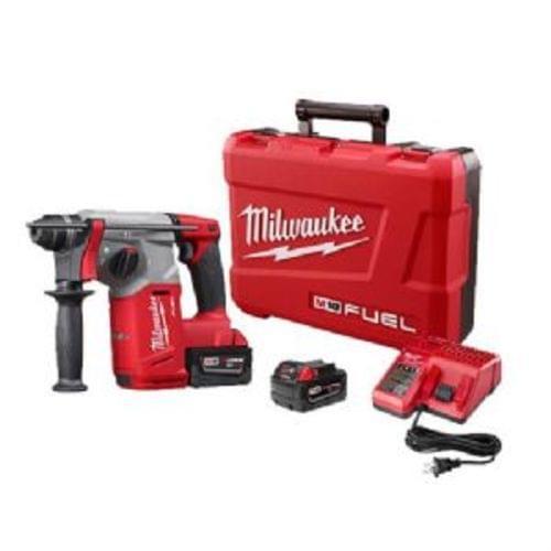 """Milwaukee M18 Fuel 1 """" SDS Plus Rotary Hammer Kit"""
