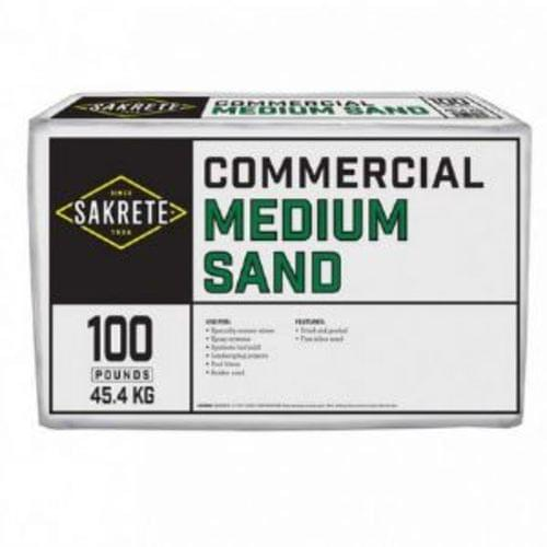 100-lbs Silica Sand