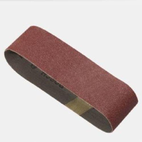 Bosch SB5R100 3-Piece 100 Grit 3 In. x 24 In. Sanding Belts