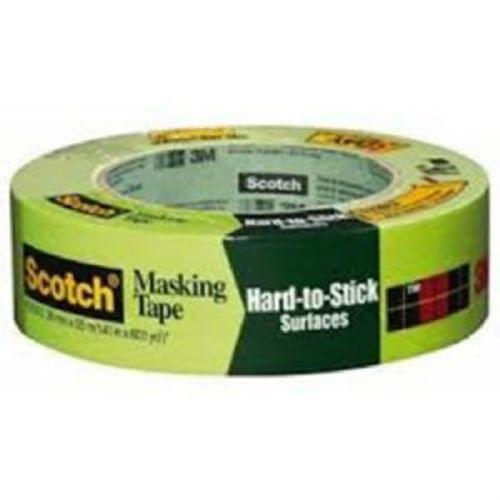 "3M Scotch 2060-36A Lacquer Masking Tape for Hard -to-Stick Surfaces, 1 "" x 60 yds (71133)"