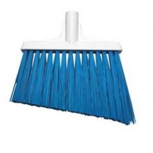 "BLUE 11-3/8 "" PET ANGLE BROOM, Q78236"