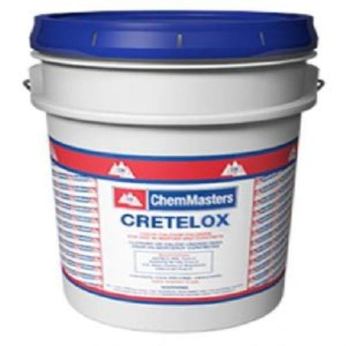 ChemMasters Cretelox Non-Reemulsifiable Acrylic Latex Bonding Agent, 1 Gallon