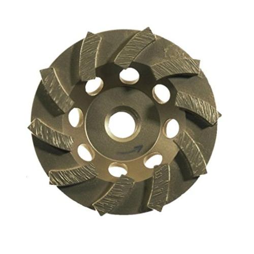 Husqvarna 542751305 13 Segment GW Turbo Rim Cup Wheel
