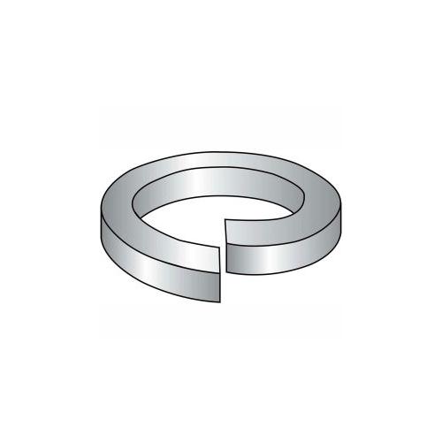 Split Lock Washer - M10 - Thru Hardened Steel - Zinc Blue CR+3 - DIN 127B