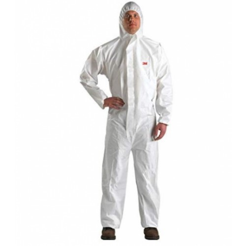 3M Disposable Protective Coverall 4510, Size Large