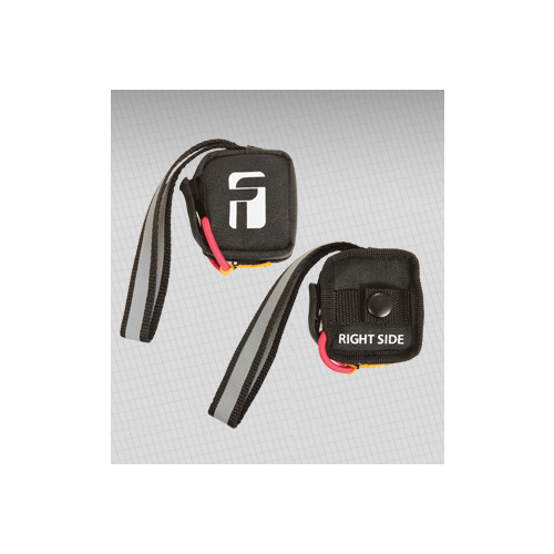 Fall Tech Set of 2 Compatible Hip-packs; Exclusive Deployment Design; Reflective Webbing Throughout; Fits All Full Body Harnesses.