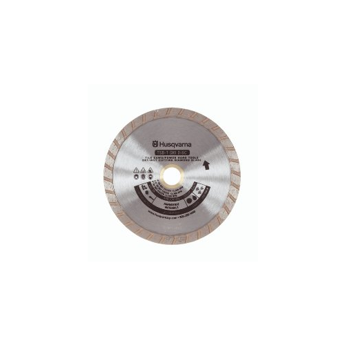 Husqvarna Construction 542761422 9 by 0.100-Inch TSD-T Dri Disc General Purpose Blade
