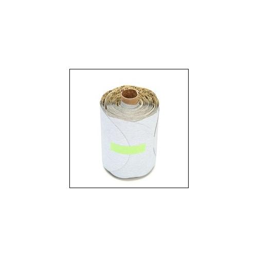 3M Stikit coated 426U PSA Disc Roll - 280 Grit, 5 Inch Diameter