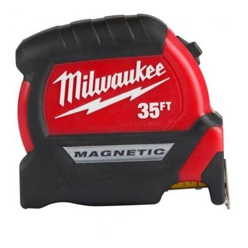 Milwaukee 48-22-0135 35' Magnetic Tape Measure SKU 48-22-0135