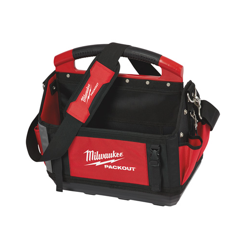 Milwaukee Packout 15in. Storage Tote  17in.L x 15in.W x 11in.H, Model# 48-22-8315