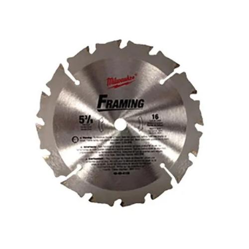 5-3/8 in. 16 Carbide Teeth Circular Saw Blade