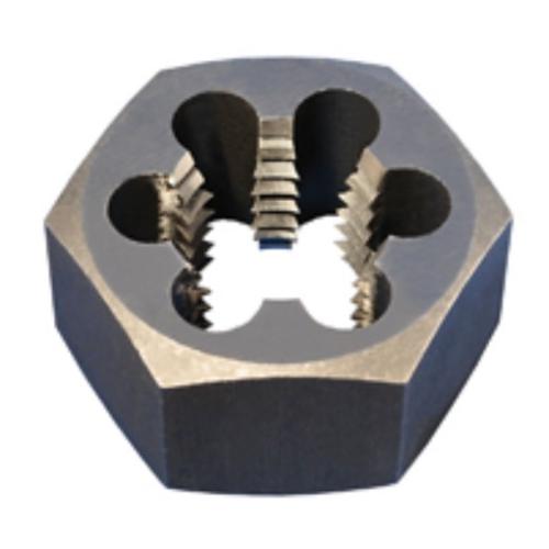 Alfa Tools 1.1/8-7 RETHREADING HEX DIE CARBON STEEL