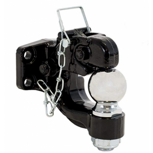 Buyers Products (BH82000) 8-Ton Combination Hitch, 2 Inch Ball