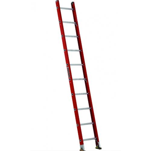 Louisville Fiberglass Extension Single Ladder