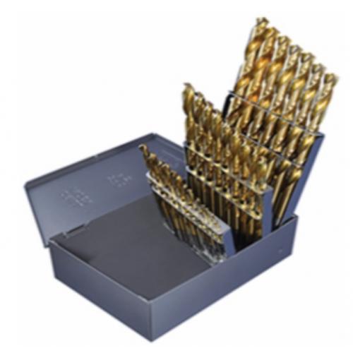 Alfa Tools 29PC HSS ALFA USA TIN COATED SET
