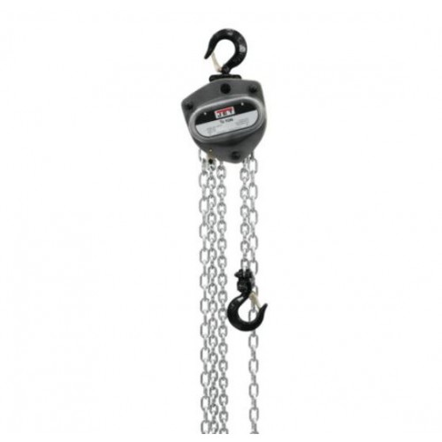 L-100-50WO-30, 1/2-Ton Hand Chain Hoist With 30' Lift & Overload Protection