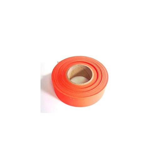 Flo Orange Flag Tape