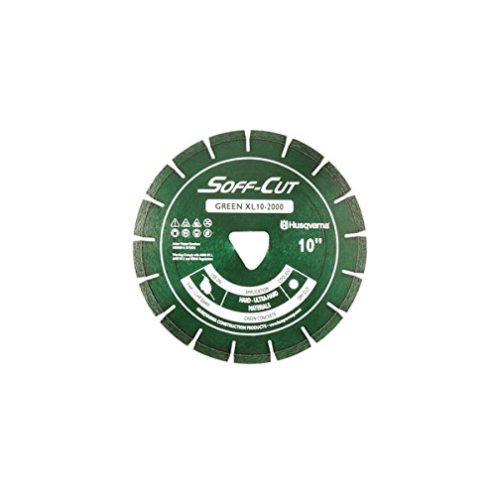 Husqvarna 542756113 XL14-2000 Excel 2000 Series Blade & Skidplate, Green