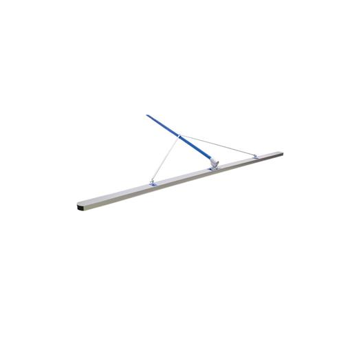 Magnesium RE Check Rod 2 X 5 X 10' w/3 ea 6' PB Swaged Poles and T91 Braket
