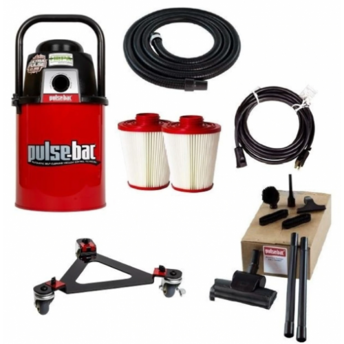 Pulse Bac 8 Gallon Vac