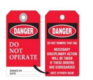 Safety Warnings