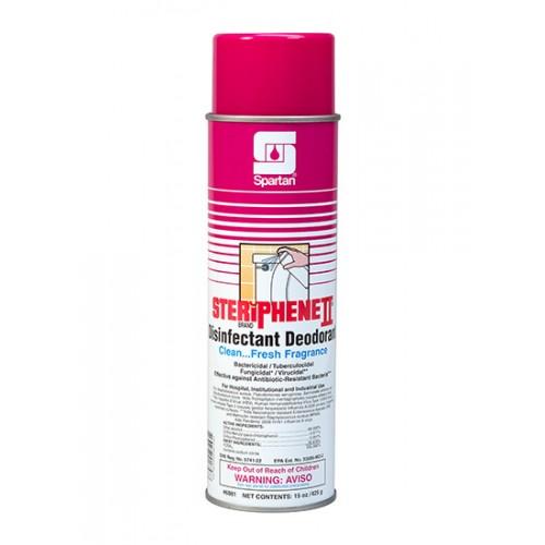 Steriphene II Brand Disinfectant Case (6081-Aerosol)
