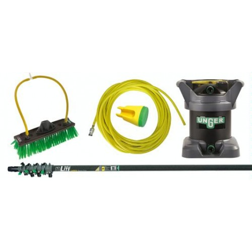 HiFlo DI225 System Kit with Waterfed Pole (UNG-DI52K)