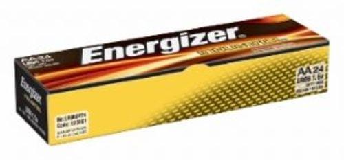ENERGIZER AA ALKALINE INDUSTRIAL BATTERY (24/BOX)
